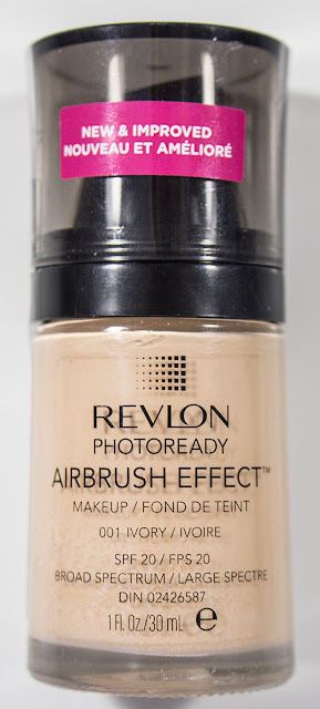 Warpaint And Unicorns Revlon Photoready Airbrush Effect Makeup In