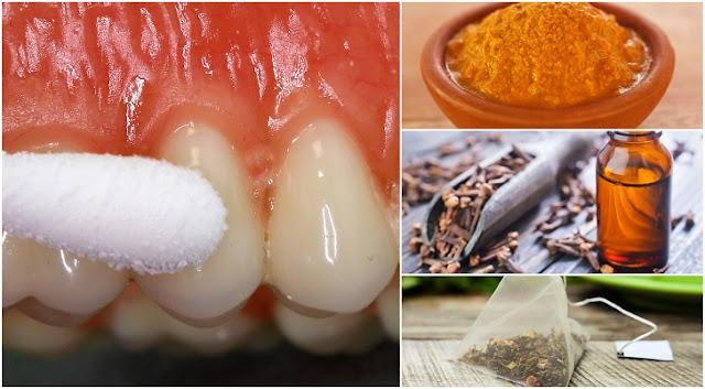 Remèdes à la maison pour les dents Picotements