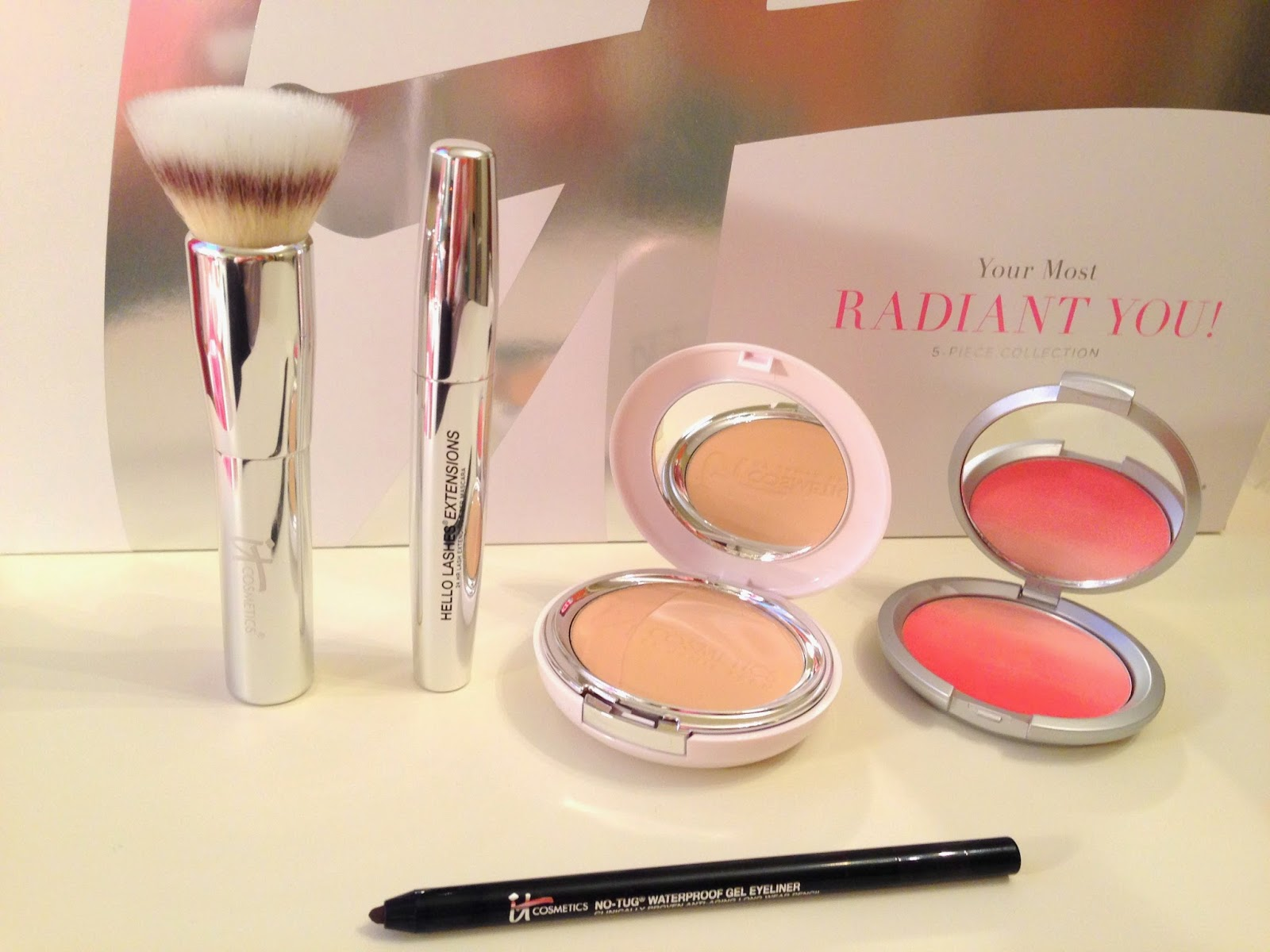 145b942d126 Well it's that time again! On Tuesday, October 14, 2014, QVC's Today Special  Value is none other than IT Cosmetics' Your Most Radiant You! Five Piece ...