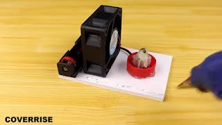membuat alat aroma terapi elektrik sendiri