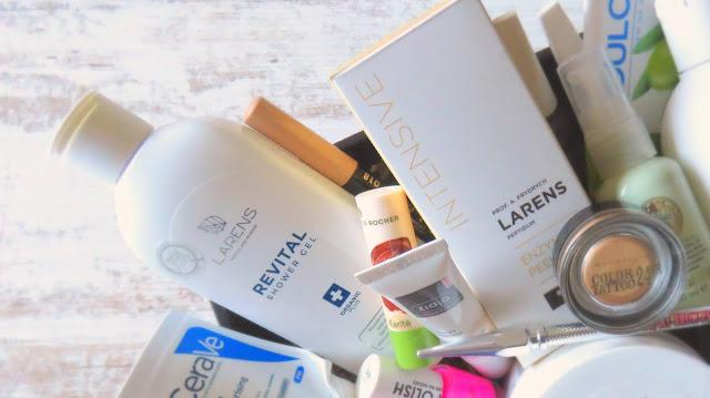 spotrebovaná kozmetika - recenzie saveonbeautyblog