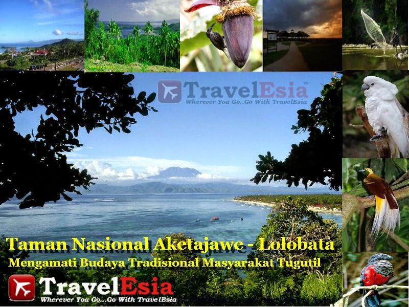 Taman Nasional Aketajawe - Lolobata