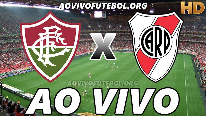 Assistir Fluminense vs River Plate Ao Vivo HD