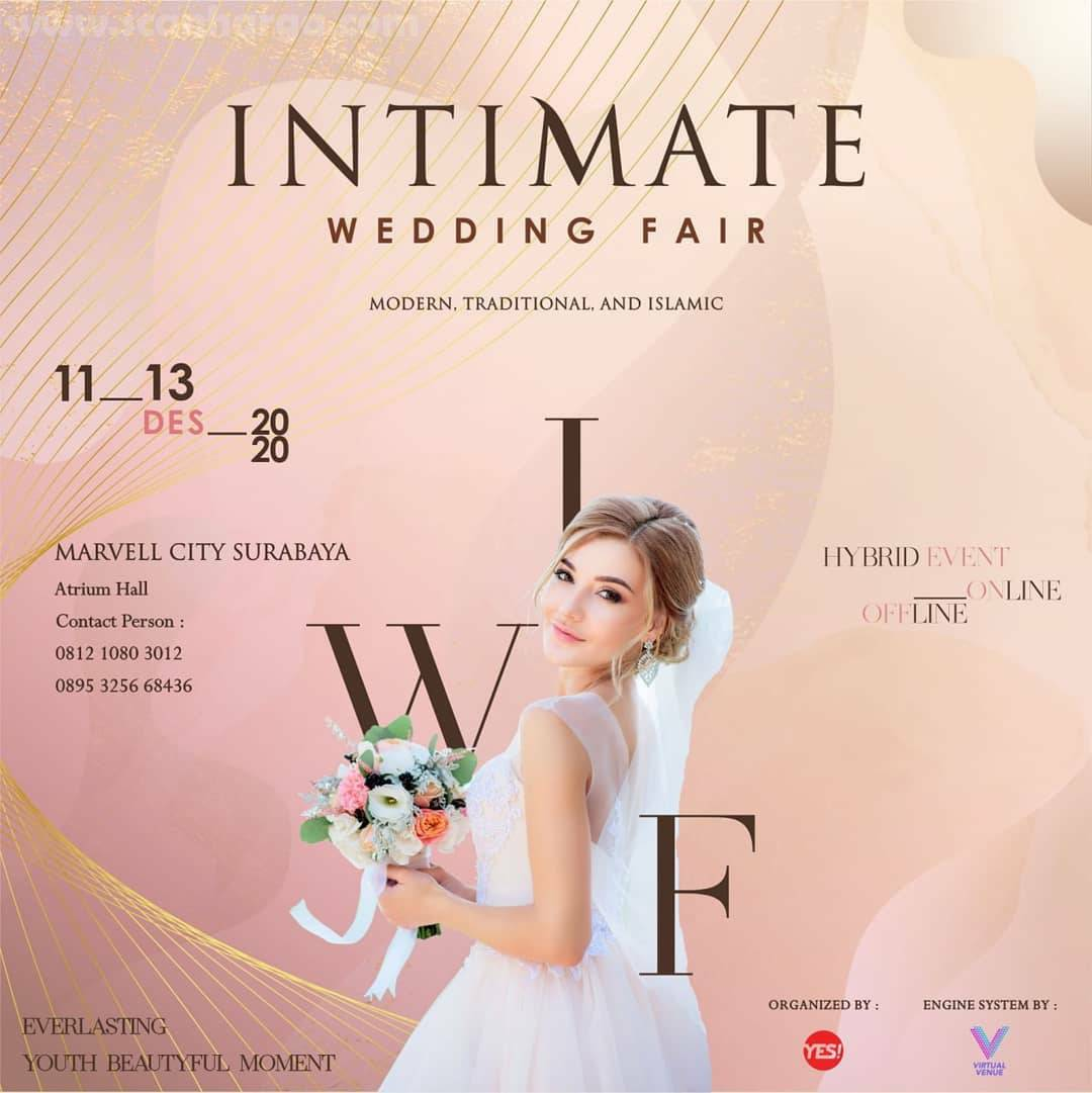 Intimite Wedding Fair 2020: Marvell City Surabaya
