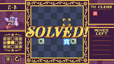 Petal Crash Game Screenshot 5