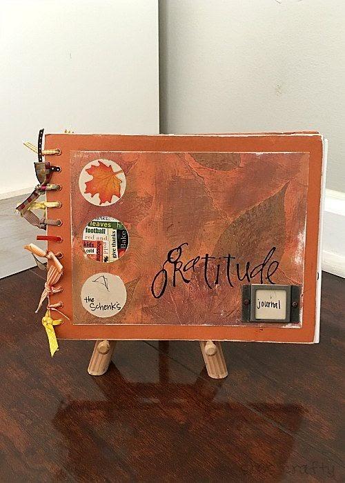 Thanksgiving Traditions - gratitude book