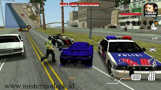 GTA San Andreas Mod Indonesia APK+OBB Data Terbaru Full