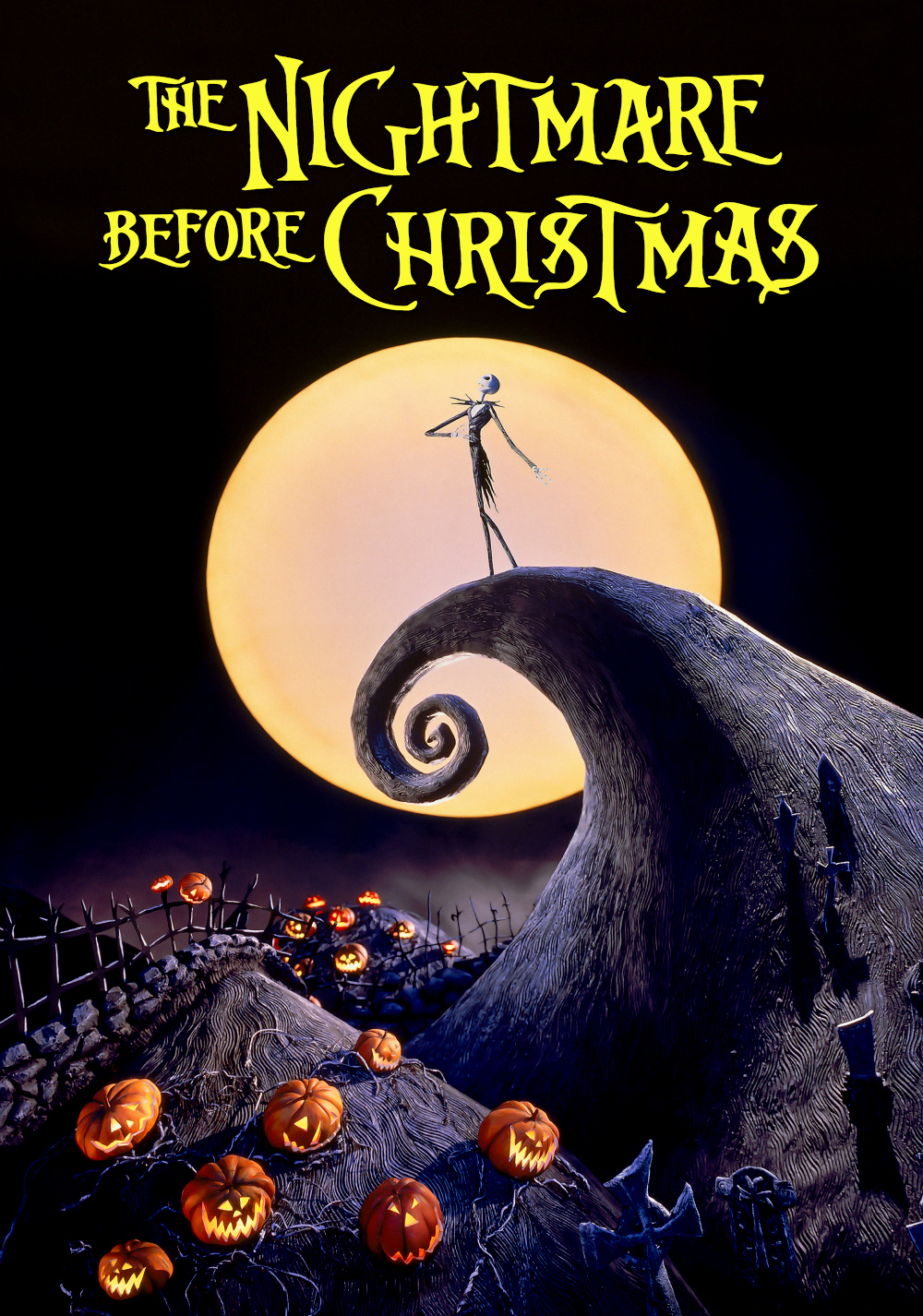 The Nightmare Before Christmas 1993   Official Home pubfilm.com