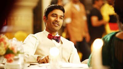 Dhanush dinner time image