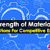 Strength of Materials Questions For Competitive Exams