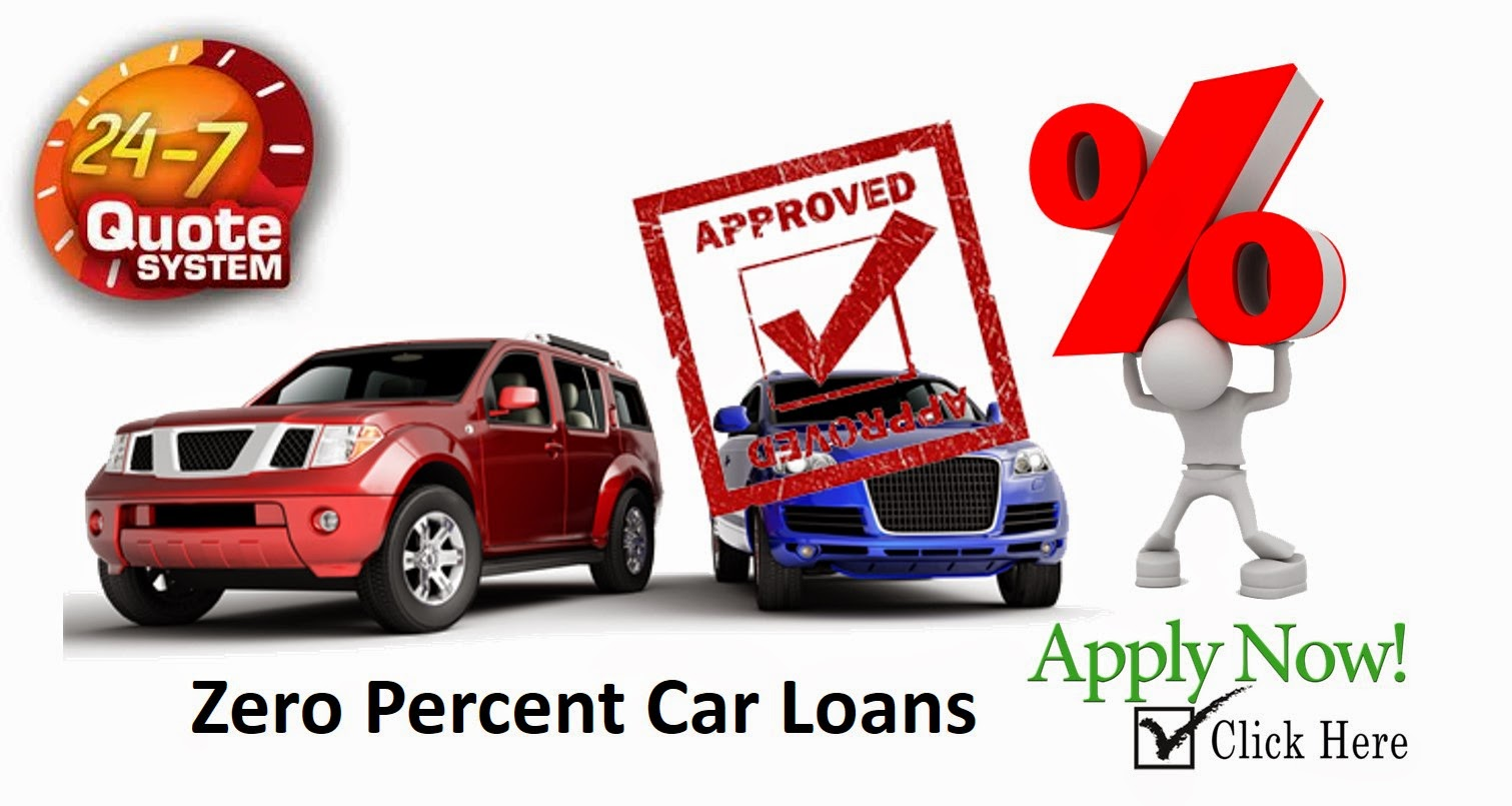 Zero Percent Car Financing With Lowest Interest Rates