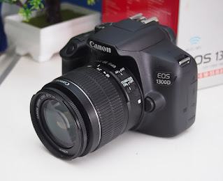 Canon EOS 1300D Wi-Fi Fullset SC Rendah