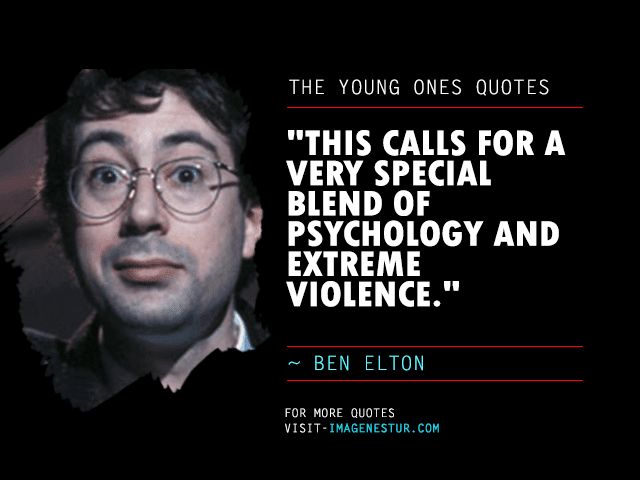 The-Young-Ones-Quotes-Ben-Elton