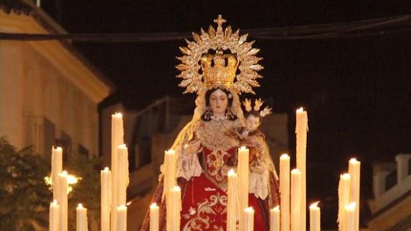 Horario e Itinerario Procesión Virgen de la Victoria. Córdoba 28 de Septiembre del 2019