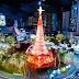 Árvores de Natal chamam atenção de moradores e turistas em Fortaleza