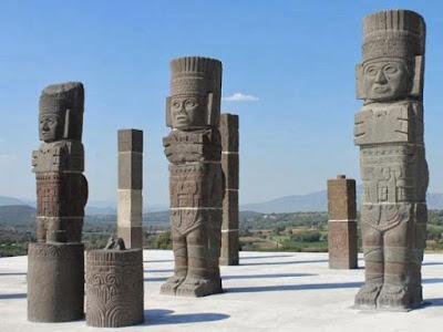 Την πόλη Τούλα των Τολτέκων, στο Μεξικό, την έφτιαξαν εξωγήινοι;