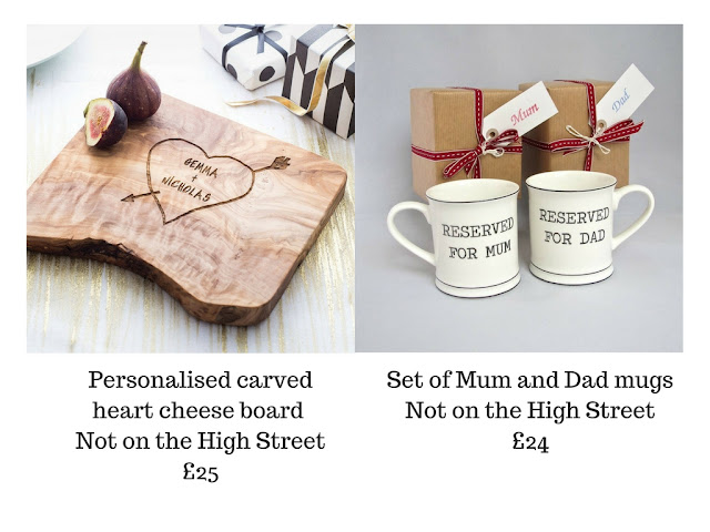 Mum and Dad Gift Guide