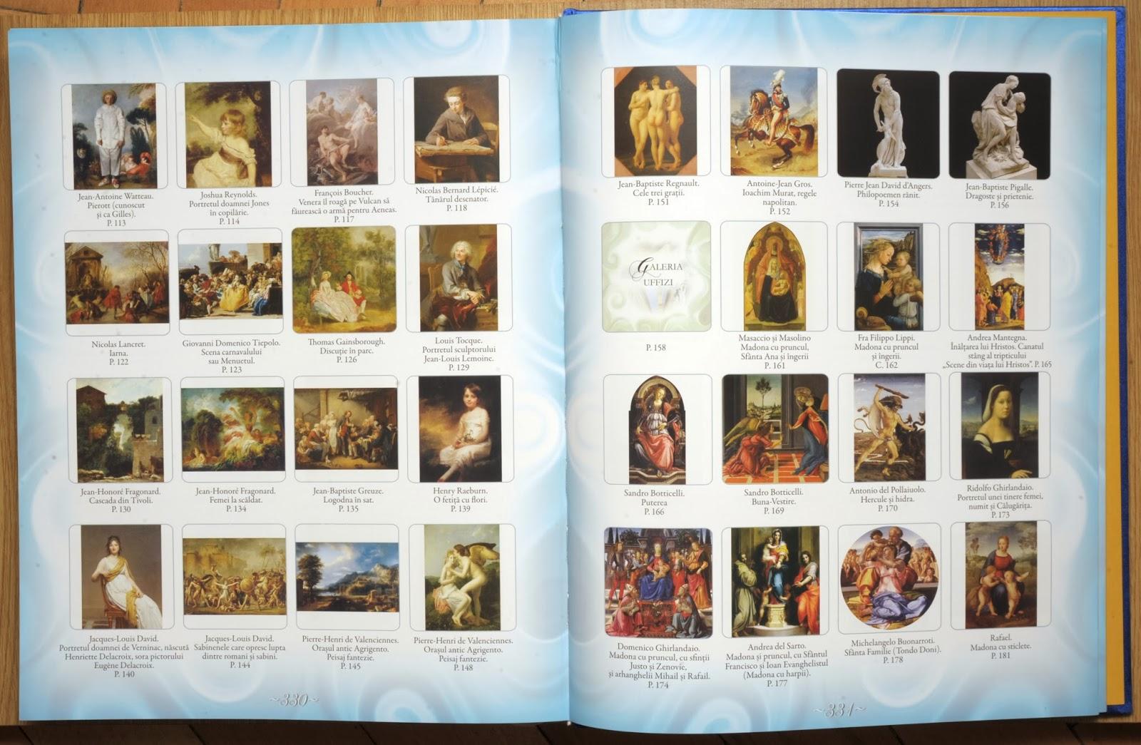 Galeria Uffizi - Sandro Botticelli