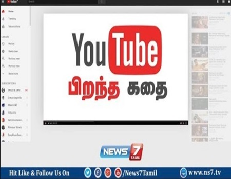 How Did YouTube Start? History of YouTube in Tamil