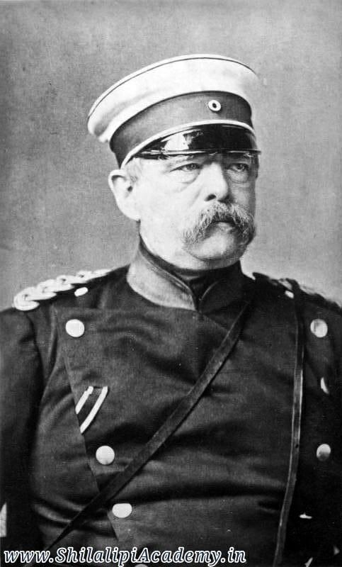 বিসমার্ক - Otto von Bismarck, Germany