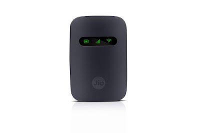 JioFi JMR541 150Mbps Wireless 4G Portable Router