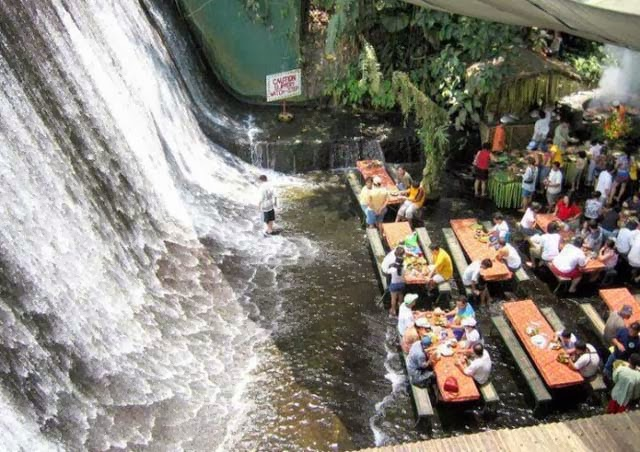The-Labassin-Waterfall-Restaurant-Filipina
