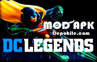 DC Legends Fight Superheroes v1.26.7 Kazanma Hileli Apk 2020