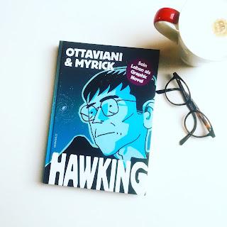 Comic Physik Forscher schwarzes Loch ALS Bestseller Buchtipp Buchbesprechung