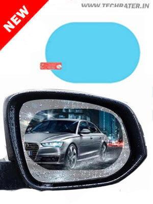 Anti Fog Film - Car Side Mirror Anti Rain Film