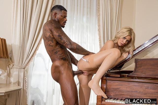 Riley Steele Blacked