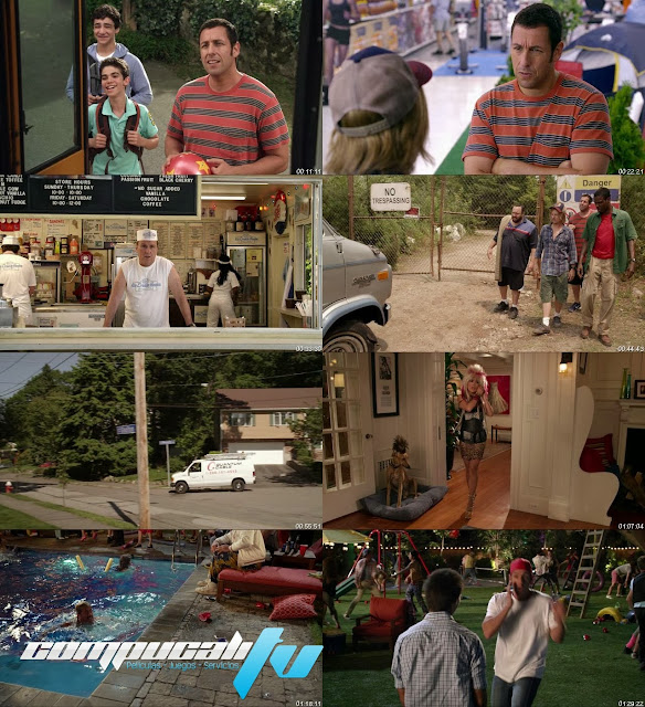 Grown Ups 2 DVDRip Latino
