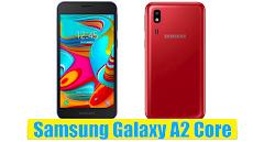 Samsung Galaxy A2 Core indonesia hadir dengan sistem operasi Android GO