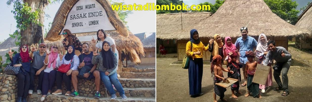 Paket Tour Kuta Lombok