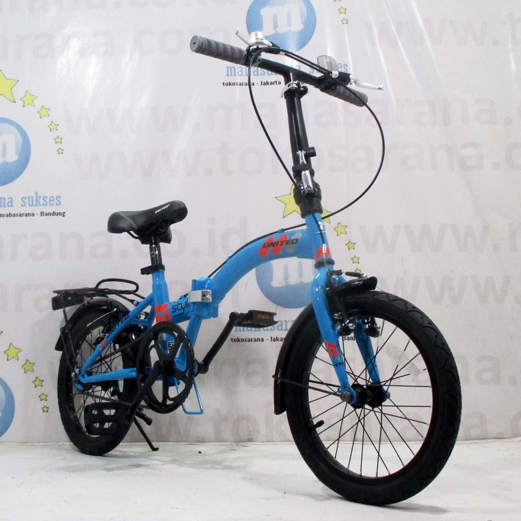 tokosarana™ | Mahasarana Sukses™: Sepeda Lipat United