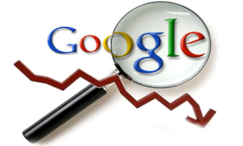 Những nguyên nhân khiến từ khóa tụt hạng trên Google khi làm Seo