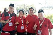 Aura Kepemimpinan Joune Ganda Pikat Bupati Dan Wabup Sitaro : Layak Maju Minut