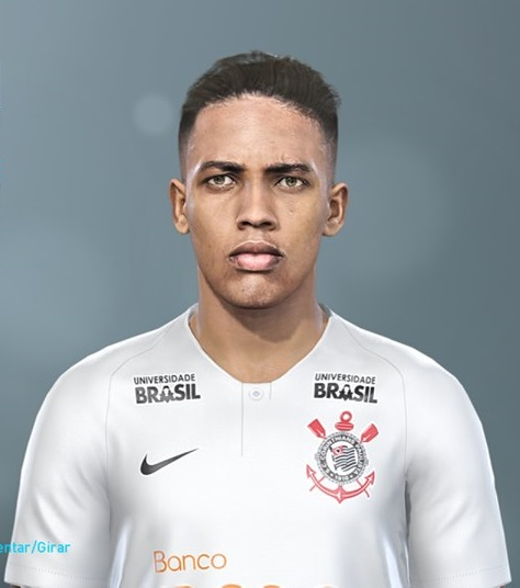 PES 2019 Faces Pedrinho By Lucas Facemaker