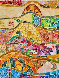 decoracion con mosaicos