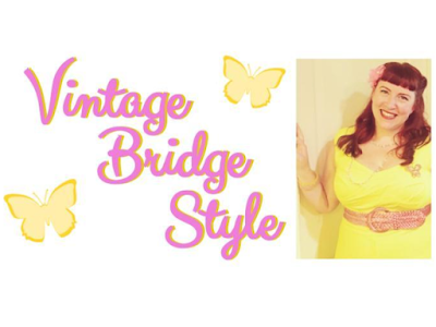Bridget Eileen's beauty blog Vintage Bridge Style