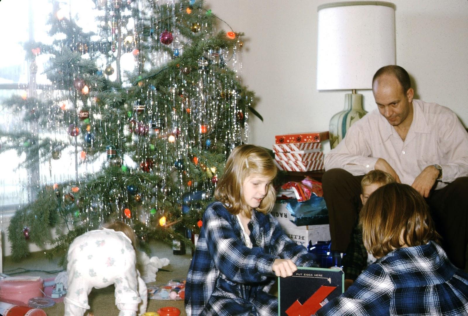 ABT UNK Sentimental Sunday Merry Christmas 1965