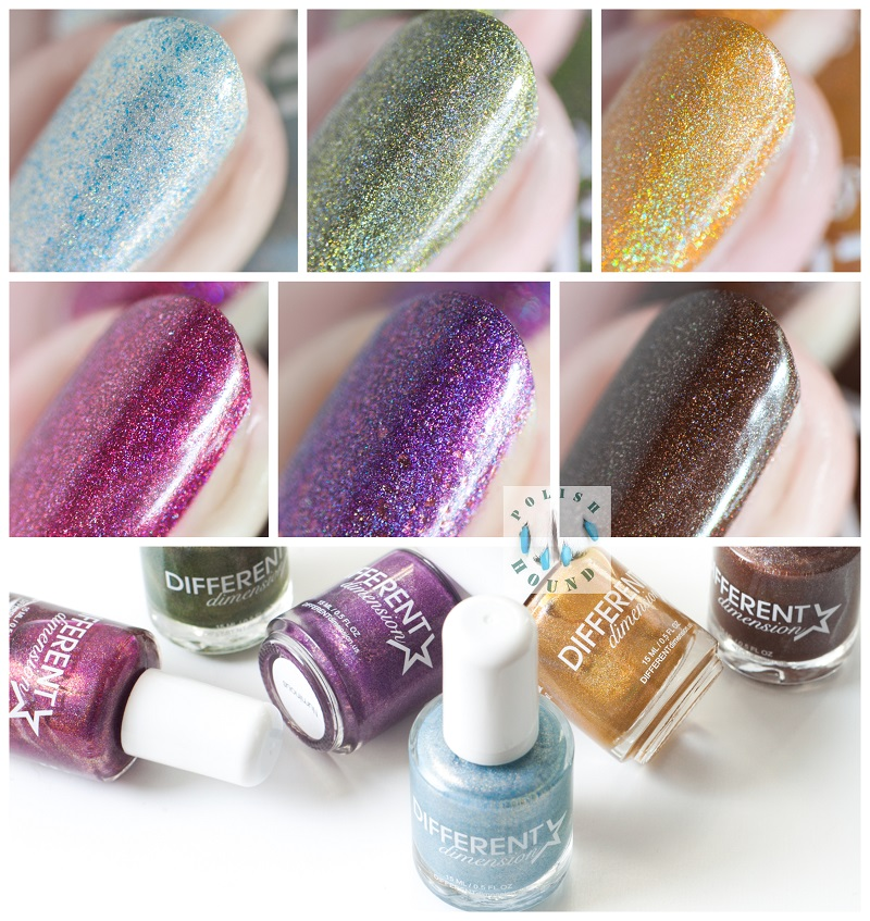 Polish Hound: Different Dimension Wanderlust Collection for Fall ...