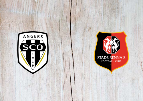 Angers SCO vs Rennes -Highlights 11 February 2021