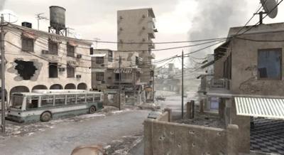 Map Sniper COD Mobile