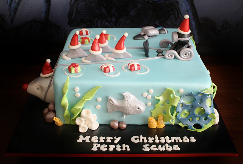 Merry Christmas For Perth Scuba Posted By Sandy
