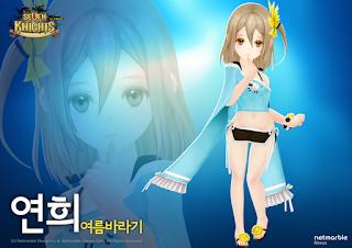 [Yeonhui - Wishing summer] WTF KAWAIIIIIIII Hello Summer Costume