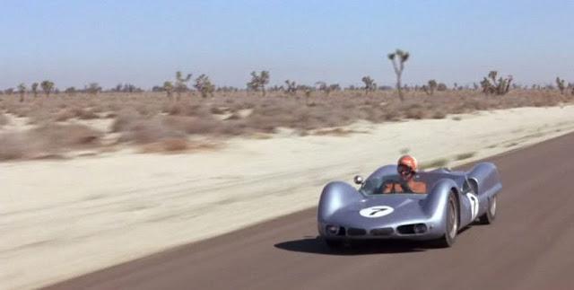 "ELVA MK6 Maserati ""Viva Las Vegas"" 1964  (METEORO - SPEED RACER - MACH Go Go Go)"