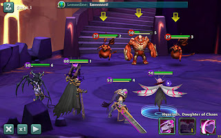 Download Game Alliance Heroes of the Spire V47934 MOD Apk + Data