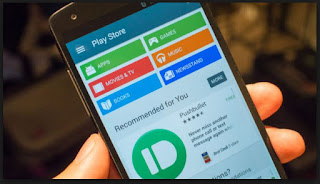 Aplikasi Play store