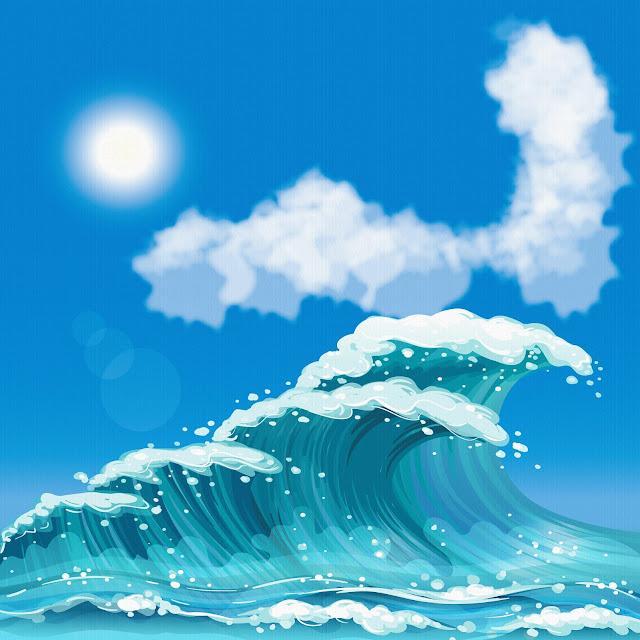 tsunami dan tuntasnya sebuah dendam