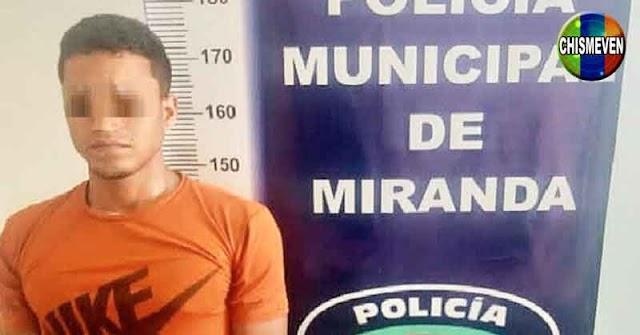 Policías de Carabobo detuvieron a Los Tierrúos